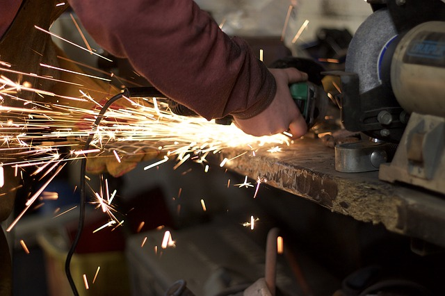 Graphic of Metal Fabrication in Toronto